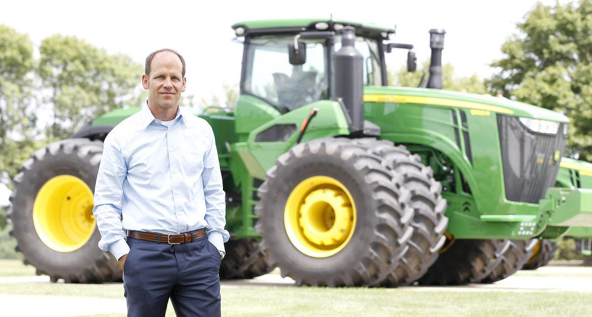 Deere in the headlines: Waterloo operations gets new top executive