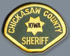 Chickasaw County Sheriff logo