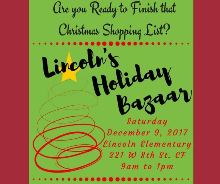 Lincoln Holiday Bazaar