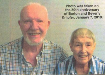 Barton and Beverly Knipfer