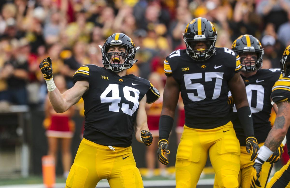 Iowa football: Niemanns enjoying Hawkeye reunion | Iowa