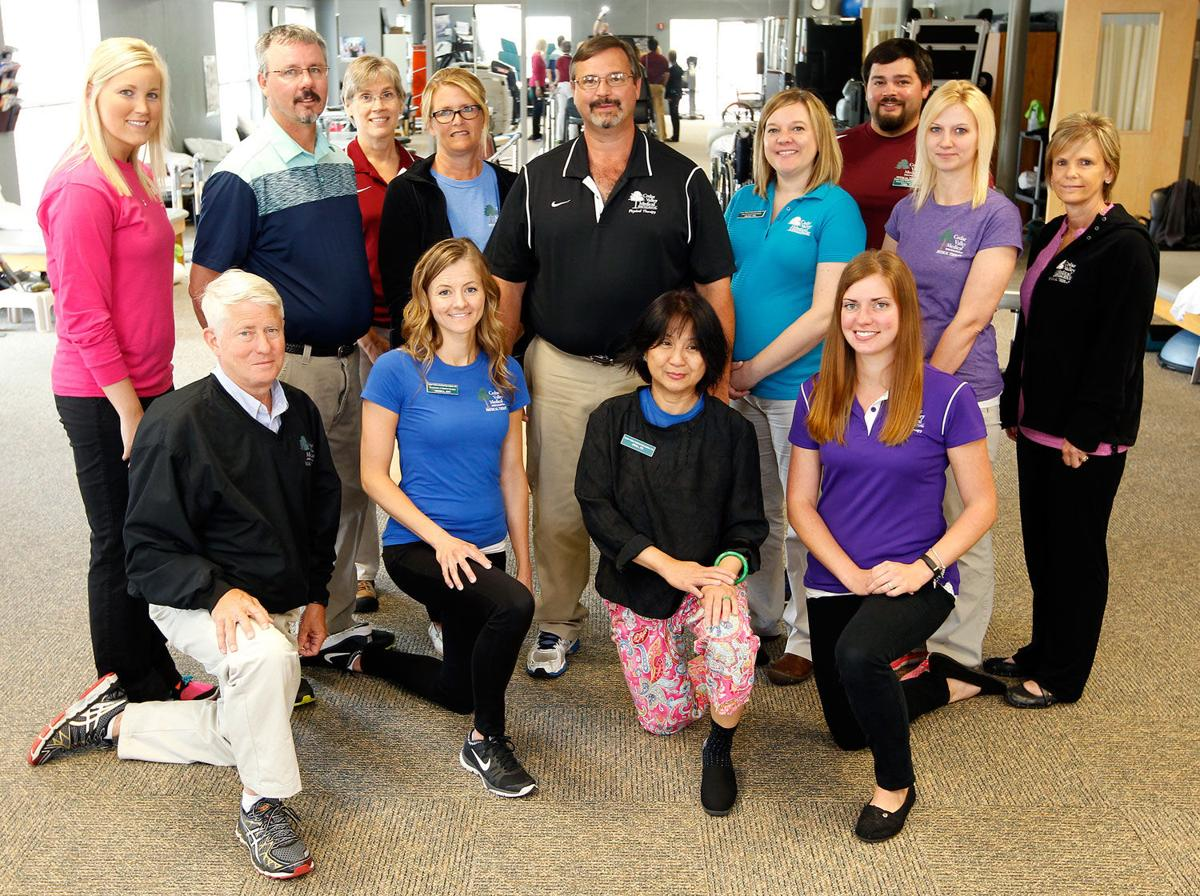 Cedar Valley Physical Therapy and Occupational Rehab