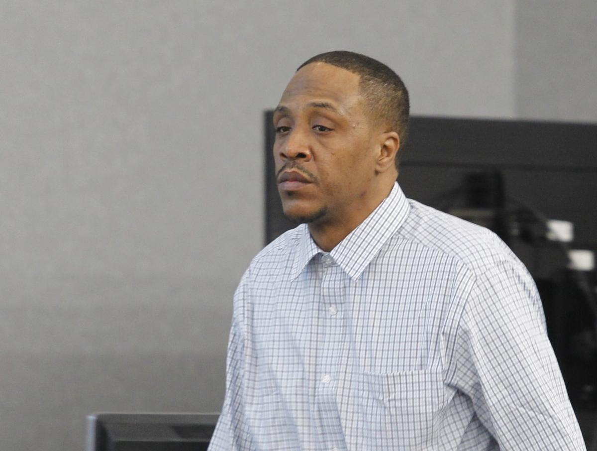 Derrick Earl Johnson