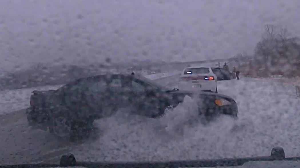 Crash dash camera