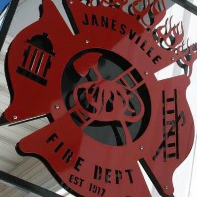 Janesville fire logo