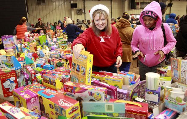 St. Vincent de Paul event helps families prepare for Christmas ...