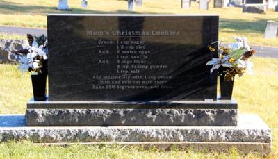 Ramble - Moms Christmas Cookies
