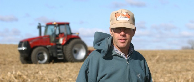 Luck of draw: Area farmer wins free use of new tractor | Business