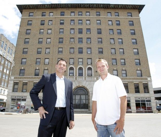 Cedar Falls Apartments: Investment Group Plans Renovation Of Park Towers