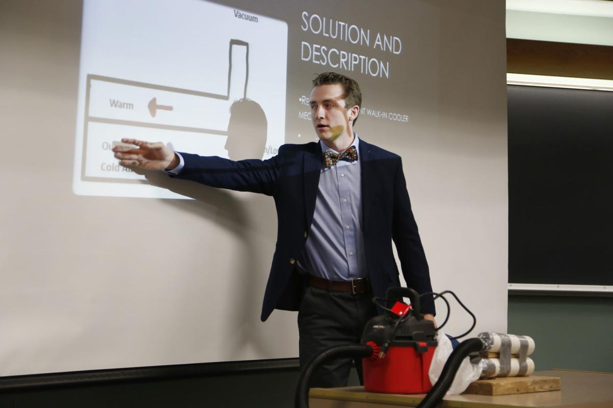 Diagram Wartburg Incubator Helps Student Ideas Grow