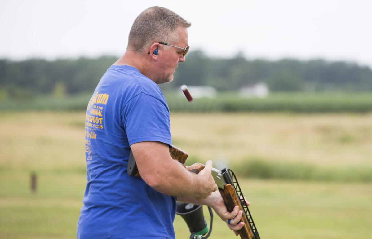 State trapshooters bring own heat | Local | wcfcourier com