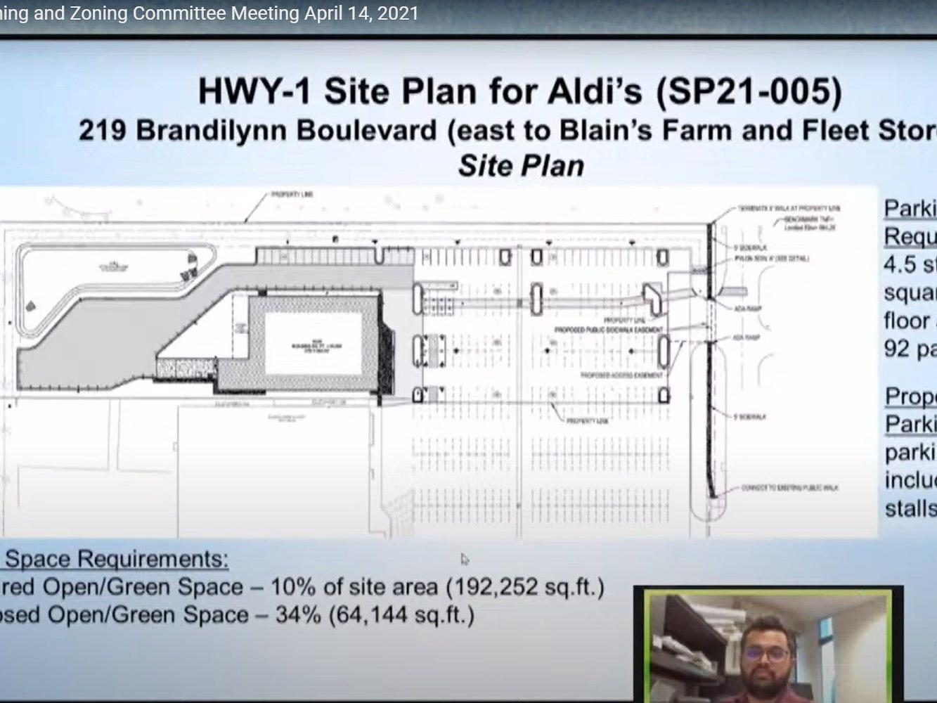New Aldi Store Proposed Next To Blain S In Cedar Falls Political News Wcfcourier Com