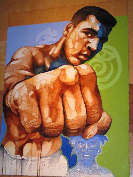 Muhammad Ali-Art