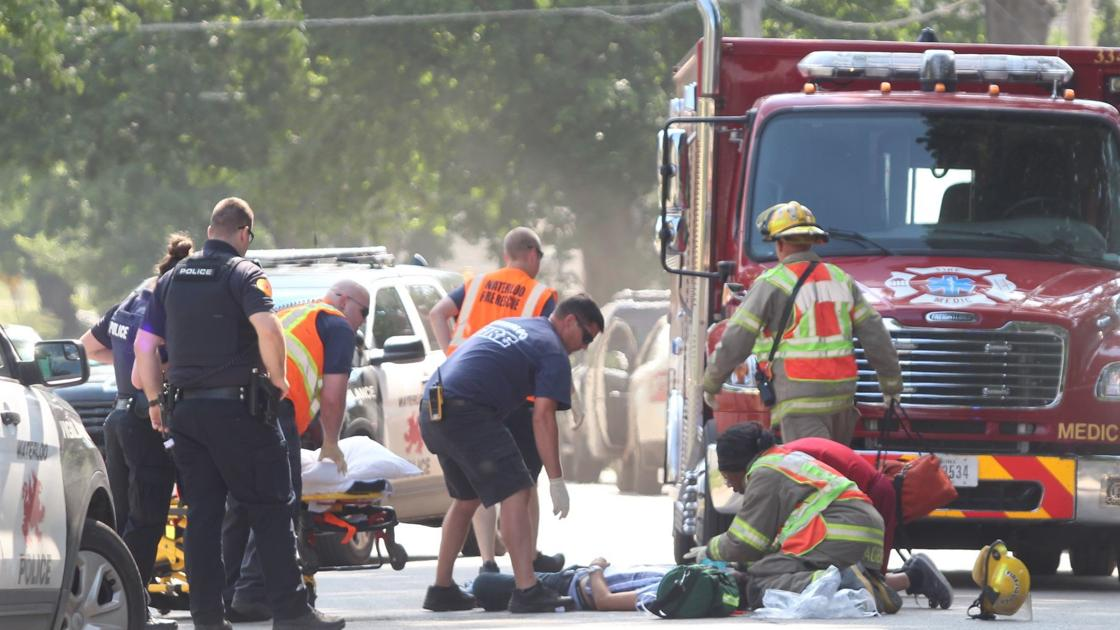 One injured in hit-and-run bike crash in Waterloo (PHOTOS) | Crime