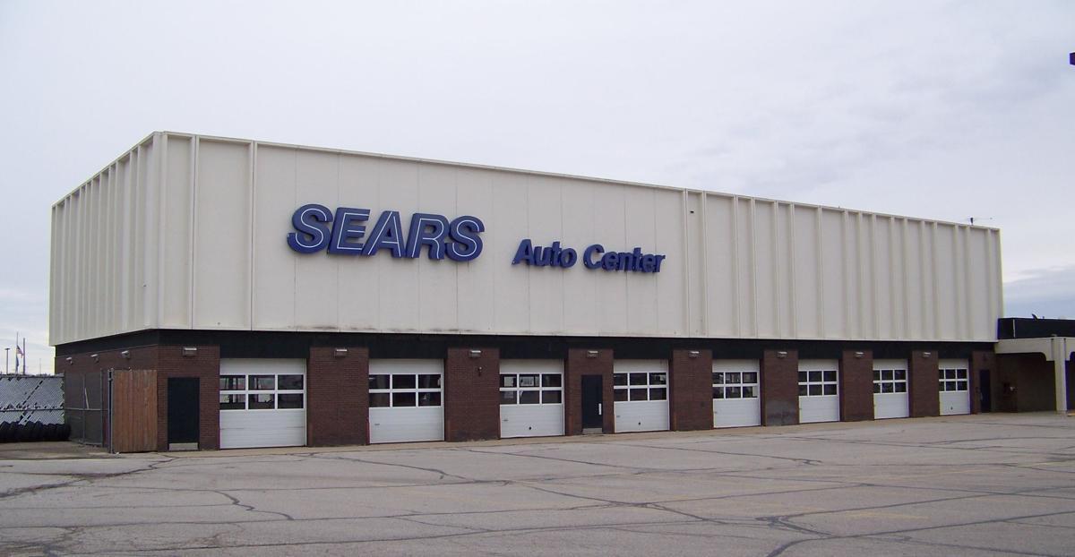 Crossroads Center Sears