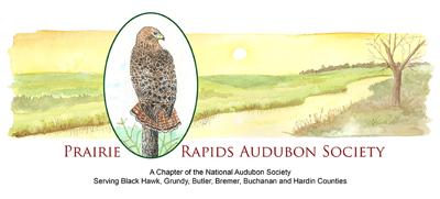 prairie rapids audubon society logo