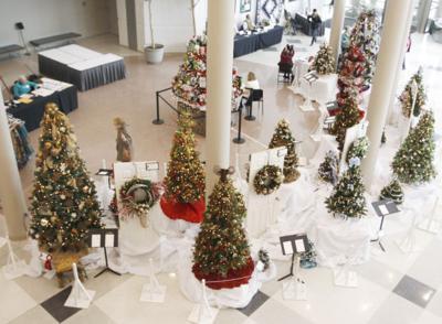 festival of trees - Hyvee Christmas Eve Hours