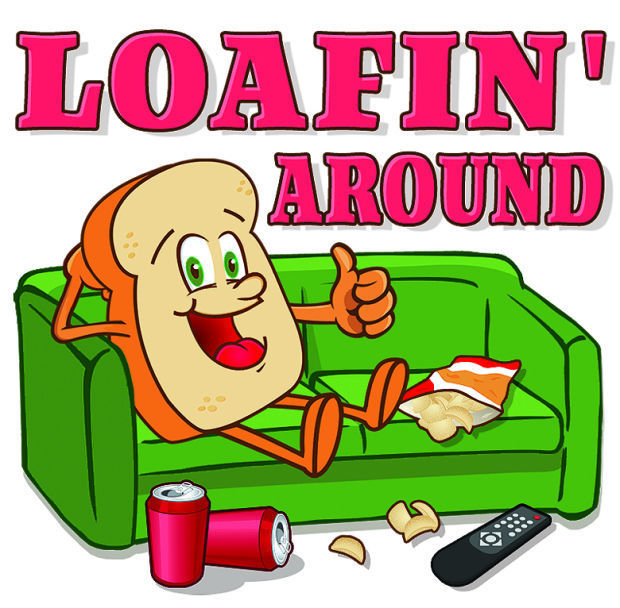 Loafin' Around logo