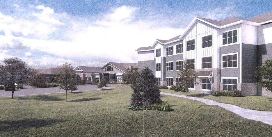 Greenhill senior facility 2