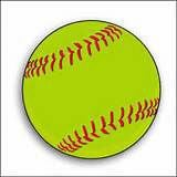 clip art softball