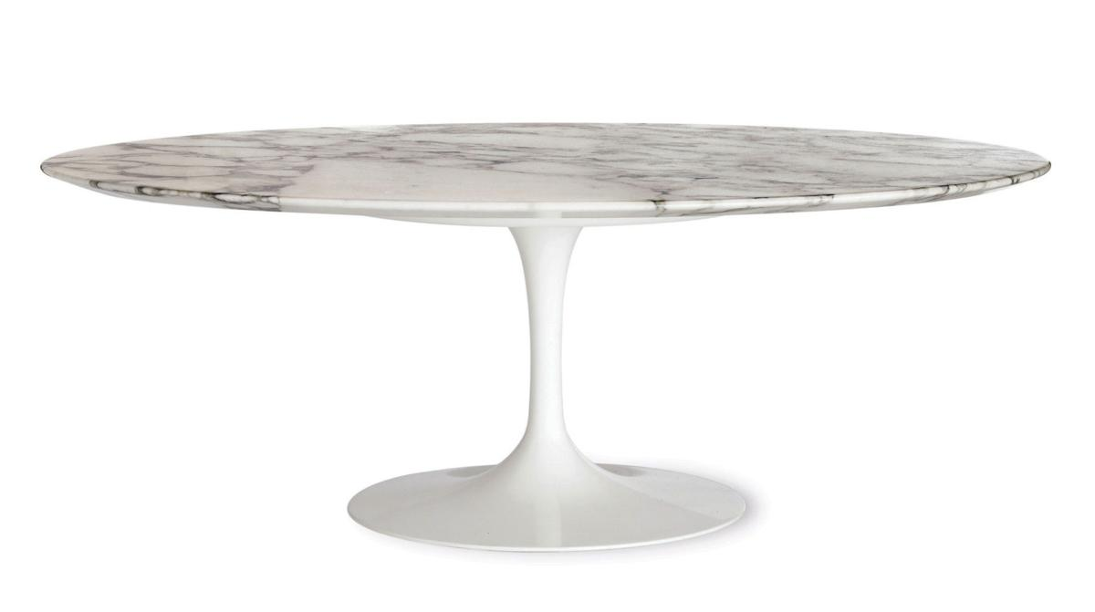 Splurge Or Save Coffee Tables Home Wcfcouriercom - Saarinen low oval coffee table