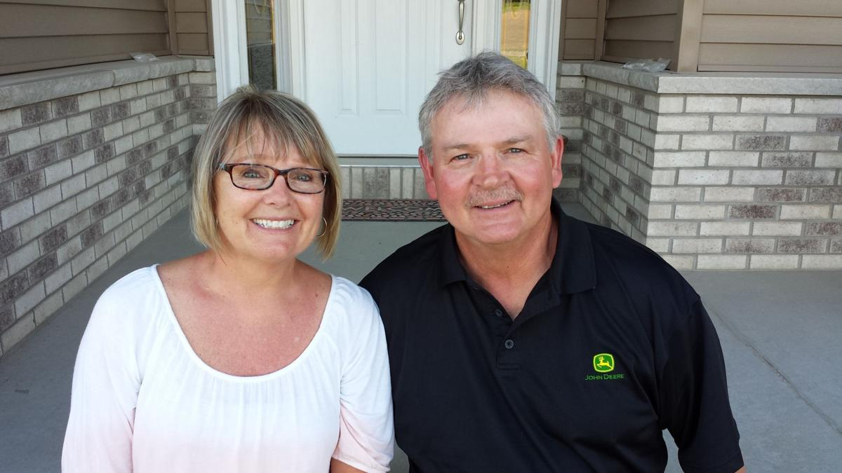 Kenny and Teri Schares