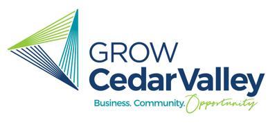 Grow Cedar Valley logo