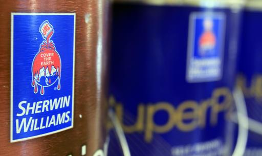 Sherwin Williams merger