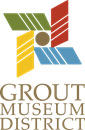 Grout Museum District Logo