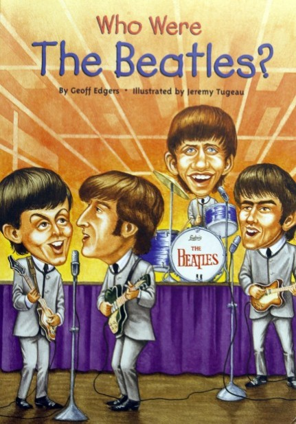 Who Were The Beatles Book Answers Exactly That On The