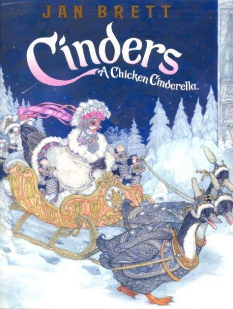 cinders book cover