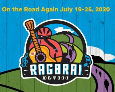 RAGBRAI 2020 logo