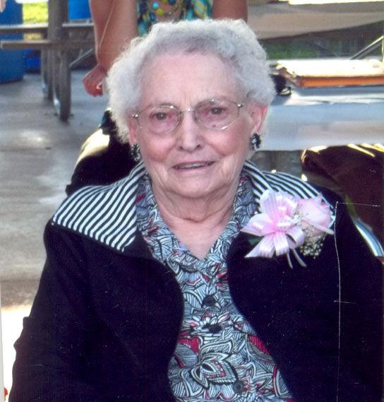 Doris Frost