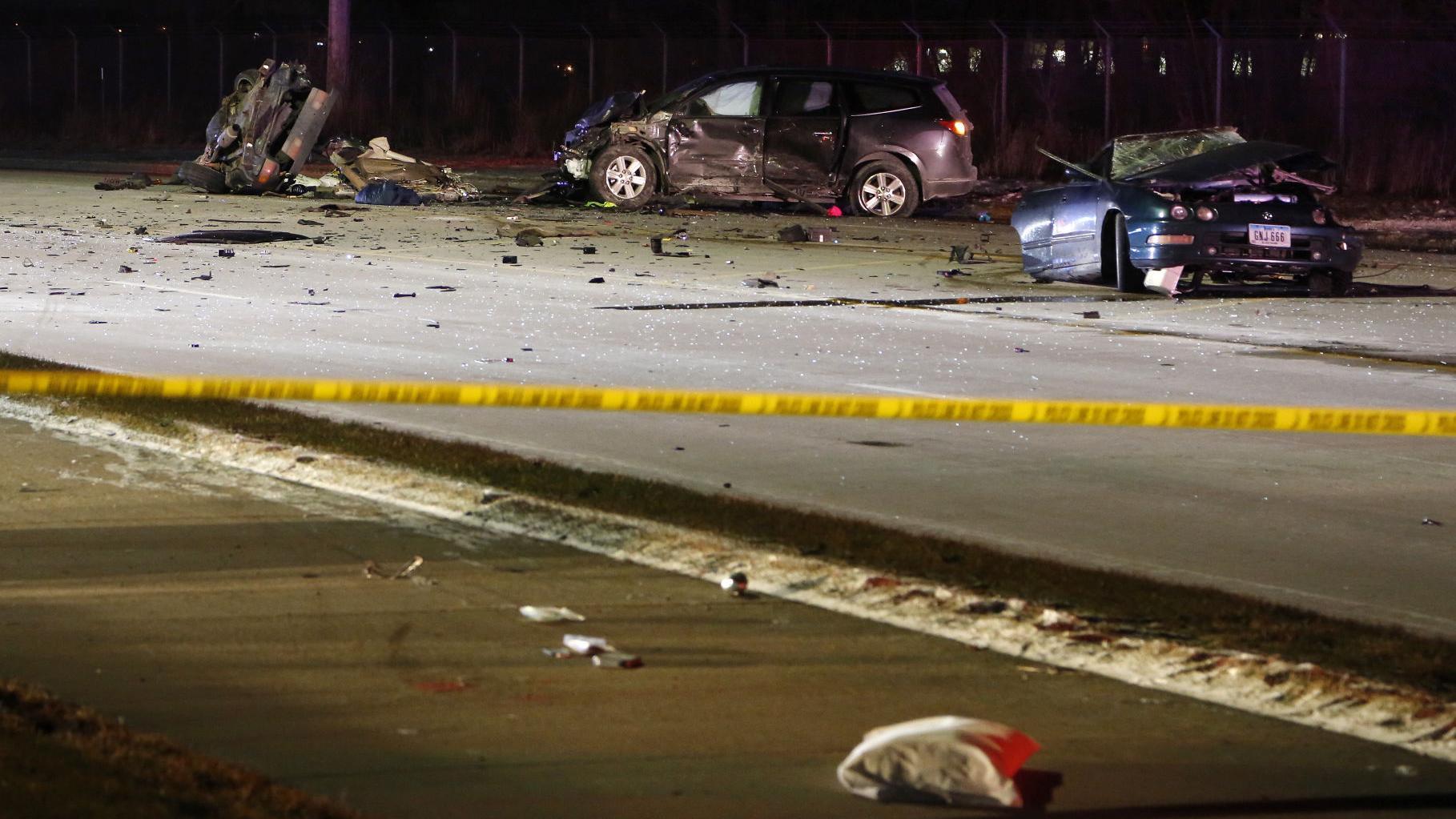 Driver of vehicle in Cedar Falls triple fatality identified