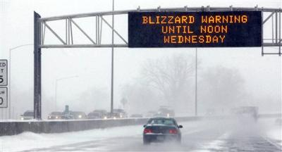 Big winter storm, 'very dangerous' conditions on the way | Local