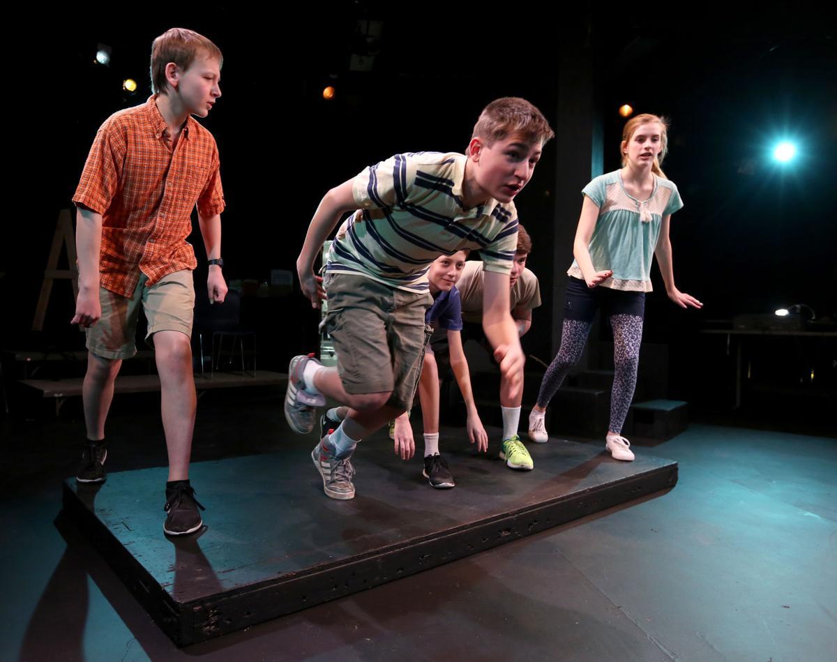 Friendship, loss explored in Black Hawk Children's Theatre ...