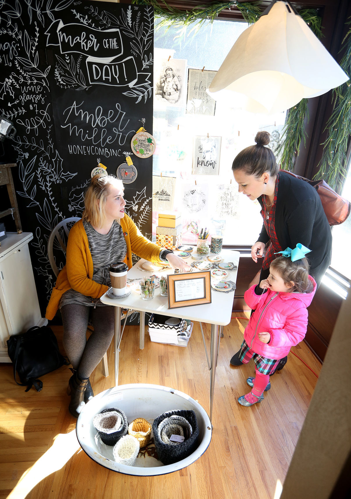pop up stores join small business saturday business local news rh wcfcourier com