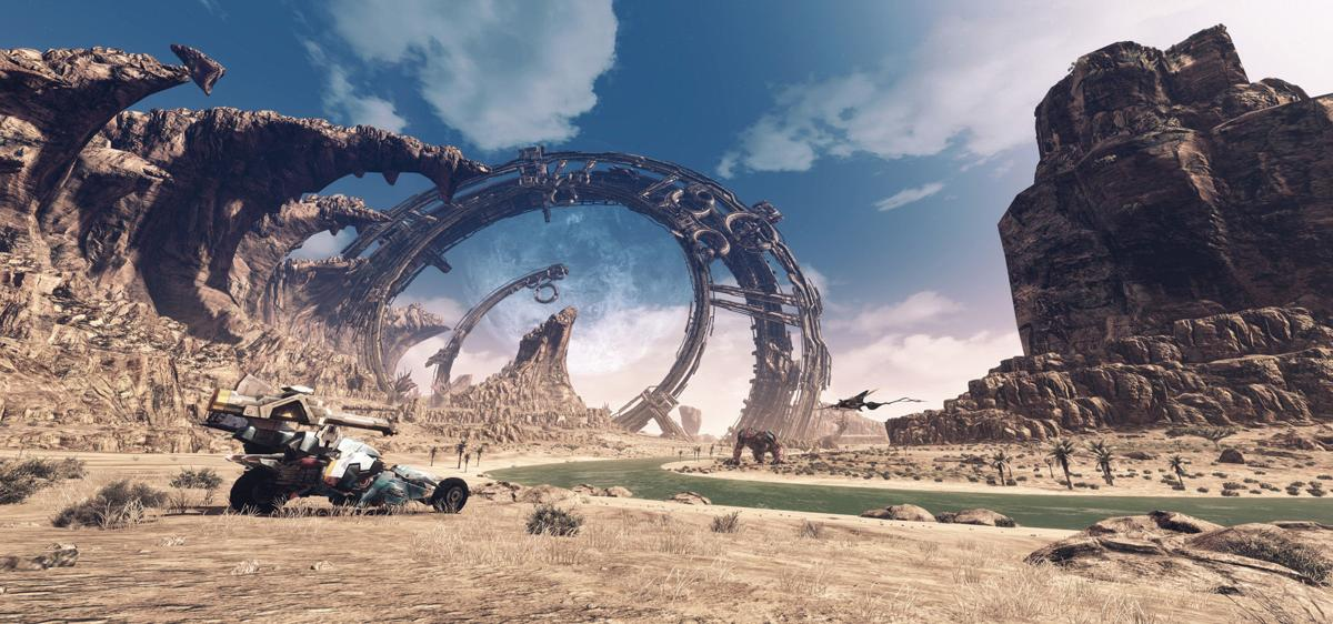Oblivia - Xenoblade Chronicles X
