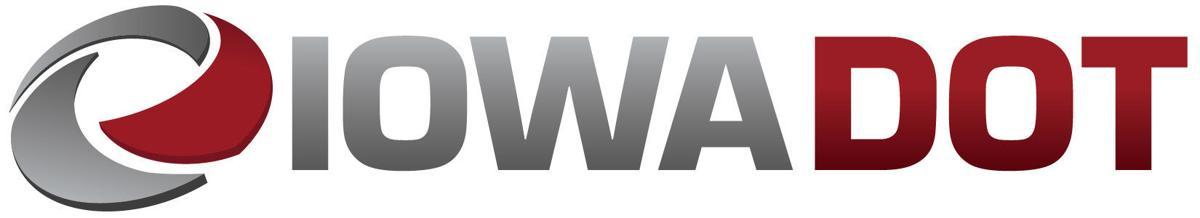Iowa department of transportation logo