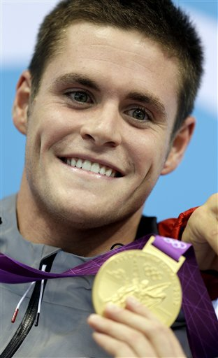 London Olympics Diving Men