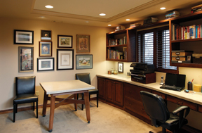 rooms that work lower level office