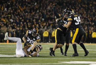 Iowa Football Saturday Was A Great Day For Hawks Iowa