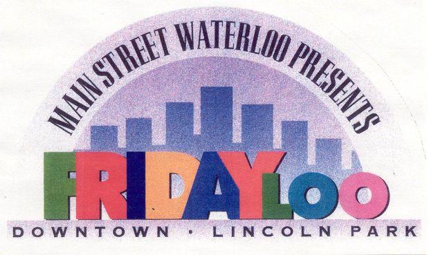 Friday'Loo Logo
