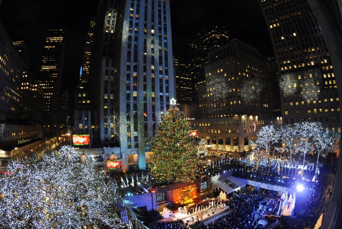 Nov. 30: Rockefeller Center Christmas Tree Lighting ...