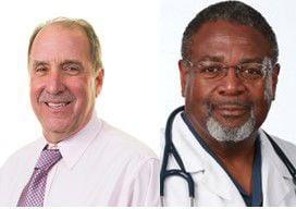 Drs. Matthew Sojka and Russell Adams