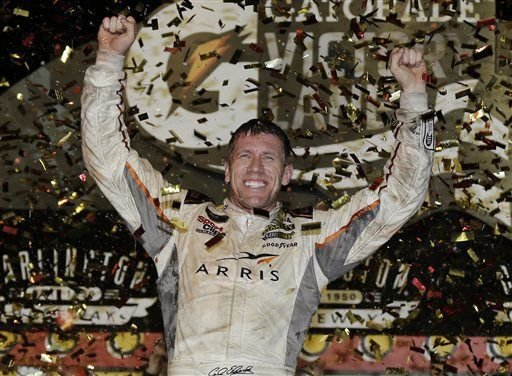 Carl Edwards takes Southern 500 at Darlington
