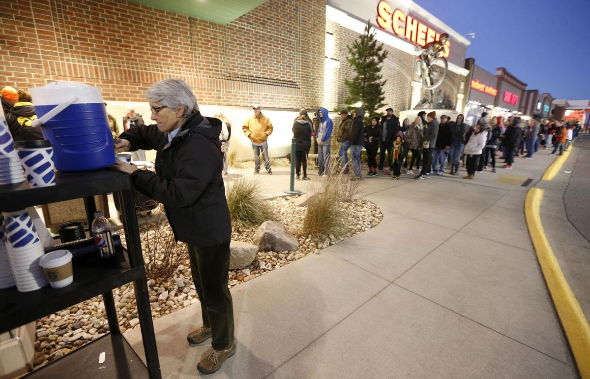Holiday Shopping Season In Full Swing With Black Friday Sales