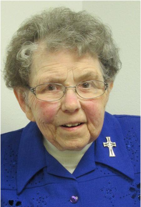 Sister Mary Charlene Chase