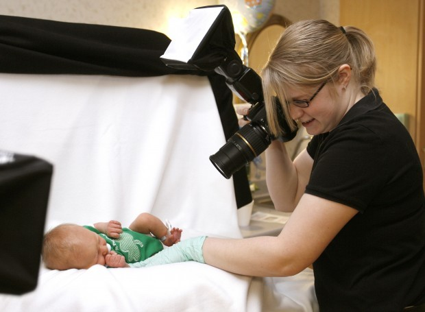 professional newborn photos now available at local hospitals