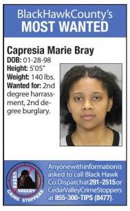 Capresia Marie Bray